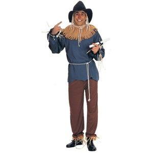Scarecrow Costume Wizard of Oz Men's Regular Fit
